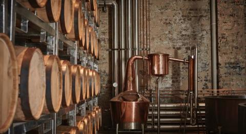 Archie Rose Distillery
