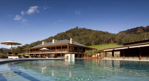 Wolgan Valley Resort and Spa, Blue Mountains