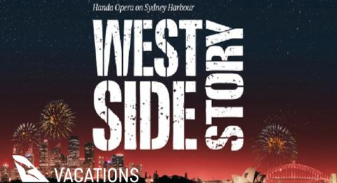 Handa Opera on Sydney Harbour- West Side Story