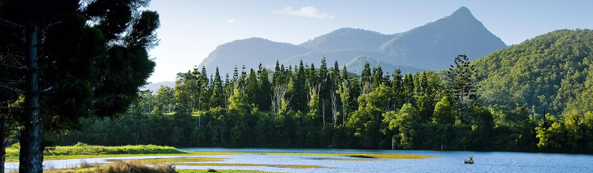 Mount Warning, Tweed Heads