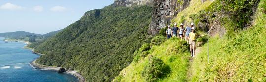 Hiking, Lord Howe Island
