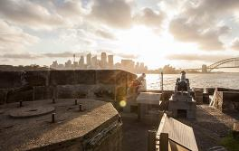 Fort Denison, Sydney Harbour National Park