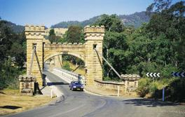 Historic Hampden Bridge, Kangaroo Valley